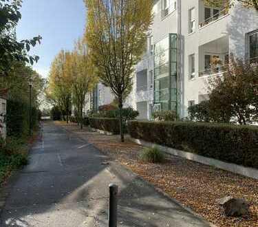 Weinheim-West: Gemütliche, helle u. barrierefreie 4,5 ZKB, 107 m², sofort frei, von privat