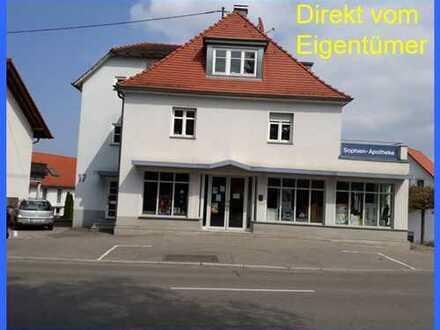 Schöne helle verkehrsgünstige Laden-, Büro- o. Praxiseinheit, Sifi-Darmsheim, Dagersheimer Str 17