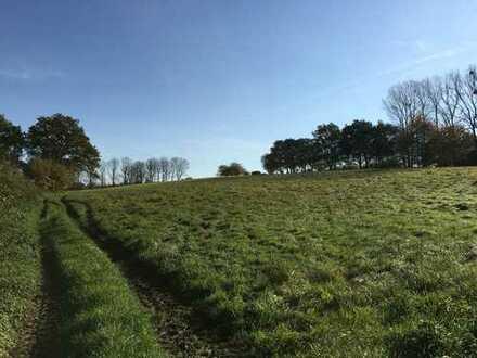 Ackerland in der Nähe der Speermauer in der Soester Börde