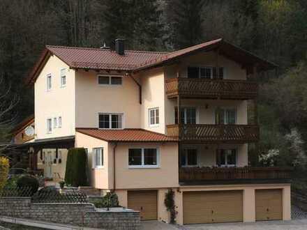 Freundliche 3-Zimmer-Wohnung mit Balkon in Riedenburg