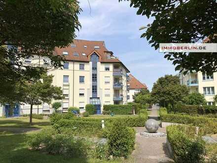 IMMOBERLIN.DE - Moderne vermietete Wohnung mit Südloggia