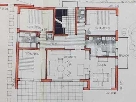 Gepflegte 5-Zimmer-EG-Wohnung mit Garten, Terrasse, Balkon und EBK in Biberach (Kreis)