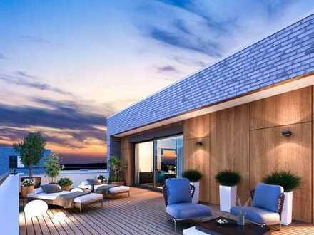 PANDION LEON - Exklusive Penthouse mit großer Dachterasse in wunderschöner Lage