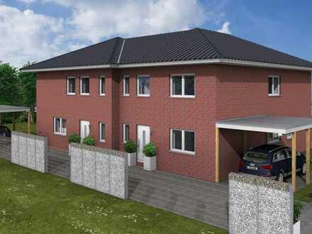 Moderne - Neubau Doppelhaushälfte, Mietwohnung, 156 m², 8 Zimmer