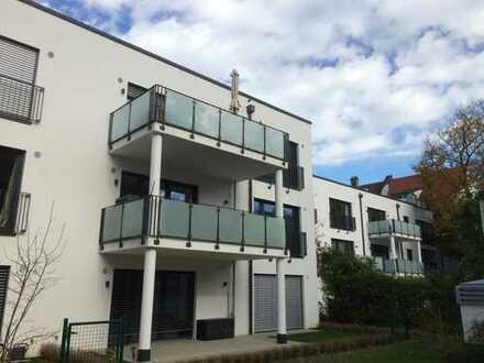 Exclusive Wohnung mit großem Balkon an der Kahnfahrt