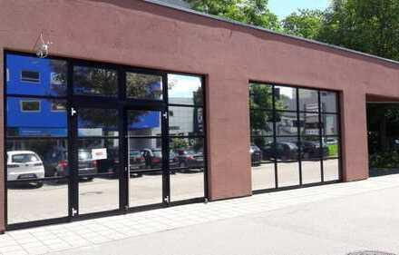 helle 3-Zimmer-Büro/Werkstatt - provisionsfrei