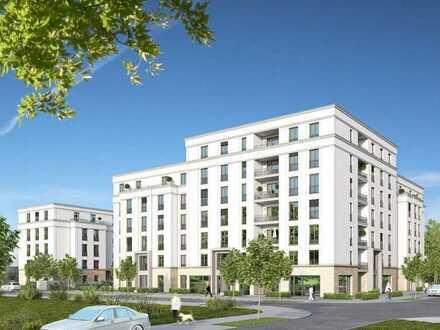 Erstbezug: exklusive 2-Zimmer-Wohnung mit EBK und Balkon in Freiburg im Breisgau