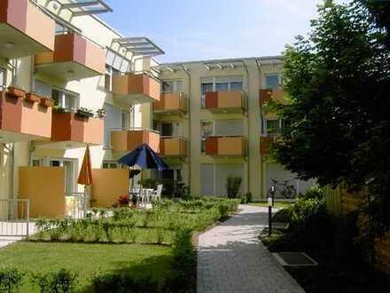 Möbliertes Appartement in Ingolstadt-zentrumsnah
