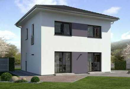 Toskana-Stil-Haus inklusive Grundstück