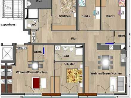 Erdgeschoss - Wohnung 03