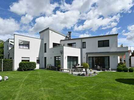 Exklusives, modernes Einfamilienhaus in Zolling
