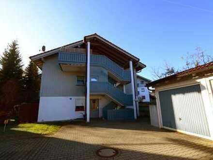 Geräumige 4,5-Zimmer Dachgeschoss Wohnung in Lechbruck