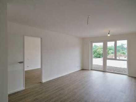 Hochwertige Neubauwohnung mit großer Terrasse in ruhiger und doch zentraler Lage in Bonn-Lengsdorf