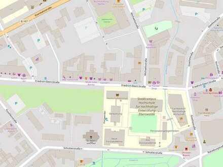 Eberswalde Mitte Wohnhaus / Gewerbehaus / Grundstück in 1a Toplage