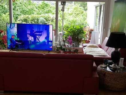 160 qm 5 Zimmer Wohnung mit 2 Terrassen und Garten im Nerotal