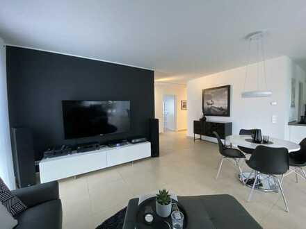 Traumhafte 4-Zimmerwohnung mit Terrasse in Bruchköbel-Oberissigheim