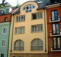 Schöne gepflegte 1-Zimmer-Wohnung mit Einbauküche in Freiburg
