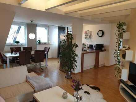 Attraktive 3-Zimmer-Wohnung mit Balkon und Einbauküche in Eppelheim