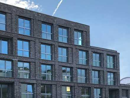 Willkommen in Ihren neuen Wohnung in bester Stadtlage mit Loggia im Marina Bricks Regensburg