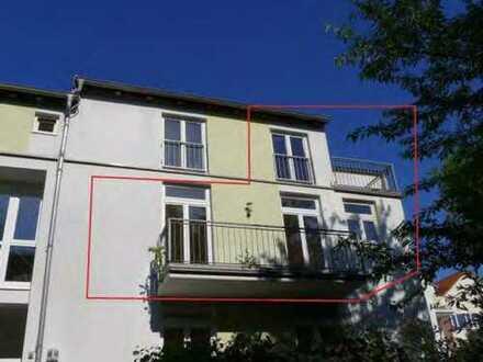 Exklusive, gepflegte 4-Zimmer-DG-Wohnung mit Balkon und 2 Terrassen in Potsdam