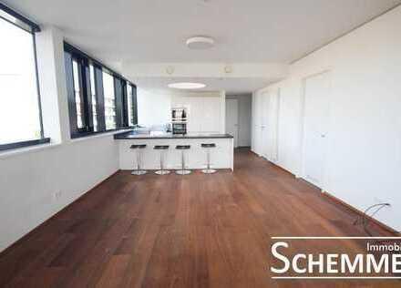 Freiburg-Güterbahnhof Nord ++ Exklusive 2-Zimmer Wohnung mit Eckbalkon
