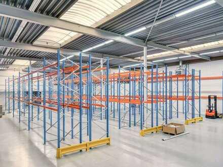 Provisionsfrei - 14.500 m² großes modernes Hallengebäude