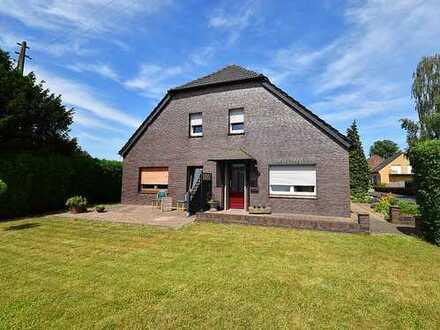 Großzügiges Einfamilienhaus in Lüttingen zu verkaufen