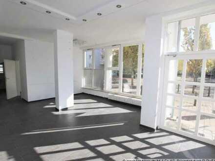 Interessante Kapitalanlage: Exclusive Gewerberäume, Ulm-City m. Sonnenterrasse + 2 TG-Stellpl.