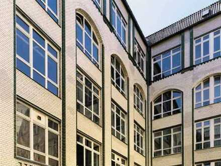 """""""BAUMÜLLER & CO."""" LOFT-STIL - ca. 6.000 qm BÜROFLÄCHE - sehr gut angebunden"""