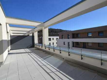 Hochwertige Küche inkl. - Penthouse mit großer Dachterrasse