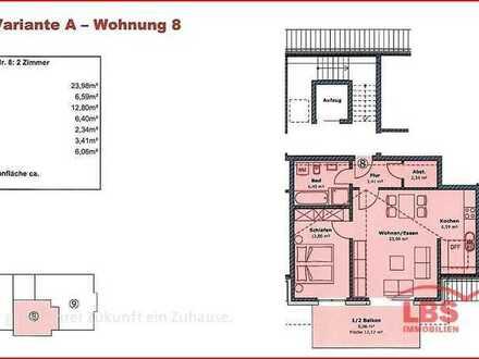 Neubau von Eigentumswohnungen im Herzen von Stühlingen