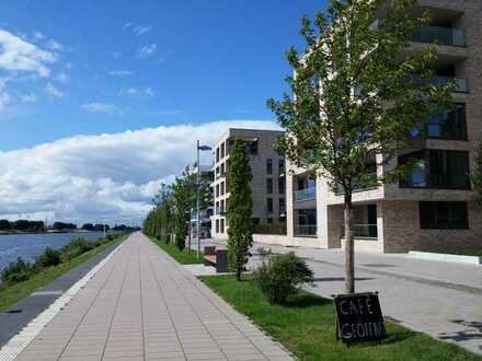 Direkt an der Promenade - 4 Zi. Whg. im Magellan Quartier der Überseestadt