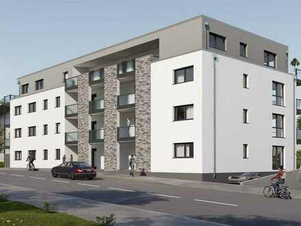 4-Zimmer-Wohnung mit Balkon in zentraler Lage ** inklusive Bodenbelag & Malerarbeiten **
