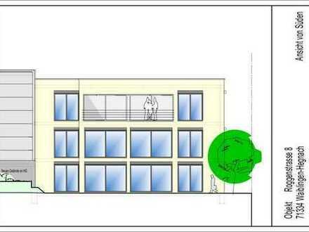 Büro mit Weitblick in Hegnach
