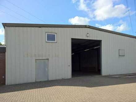 Lager- / Produktionshalle mit Büroräumen in Schwanewede