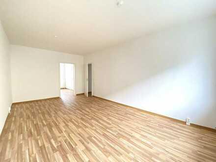 Wunderschöne 3-Raum-Wohnung in schönster Lage in Grimmen