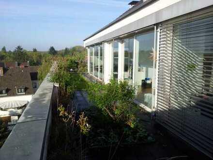 großzügige Penthaus Wohnung in Köln Lindenthal