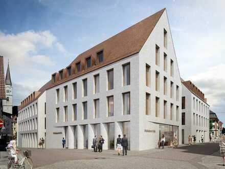 Büro- Praxis- Einzelhandelsflächen (unterschiedliche Größen) in hochwertig ausgestattetem Neubau.