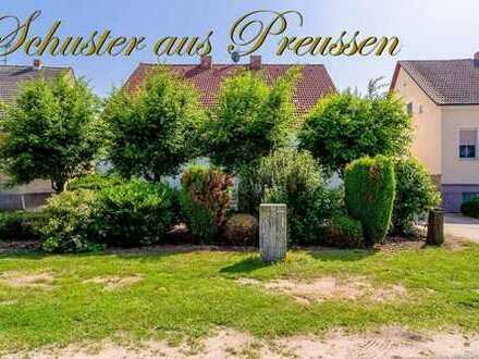 Schuster aus Preussen im Alleinauftrag - traumhaftes schönes Oderland - modernisiertes Bauernhaus...