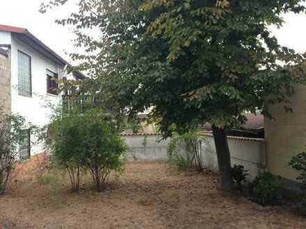 316 qm Grundstück in zentraler Lage von Urberach mit Abrißhaus