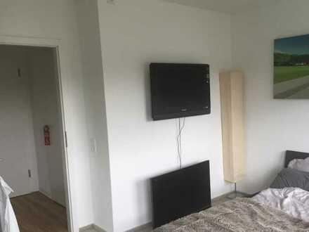 Geräumige Wohnung mit eine Zimmer
