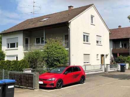 12-Zimmer-Mehrfamilienhaus in Vöhringen, zum Renovieren