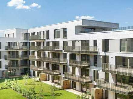 AM FLUSS: Wohnen in bester Lage - Attraktive 3-Zimmer-Wohnung mit Komfortausstattung auf ca. 102 m²
