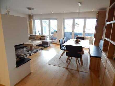 Exklusive 3-Zimmer Neubauwohnung mit hochwertiger Zusatzaustattung!