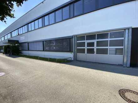 Flexible Büro/Lager/Produktionsflächen in Landsberg
