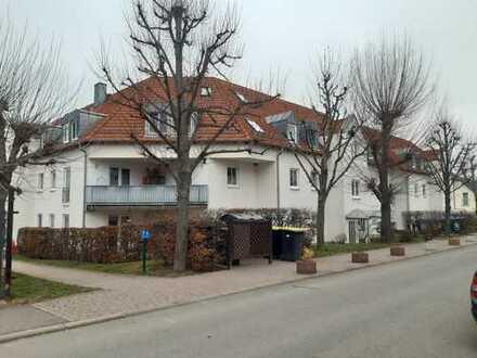 3 Zimmer Dachgeschoß-Maisonettenwohnung mit TG Stellplatz in Erfurt Dittelstedt