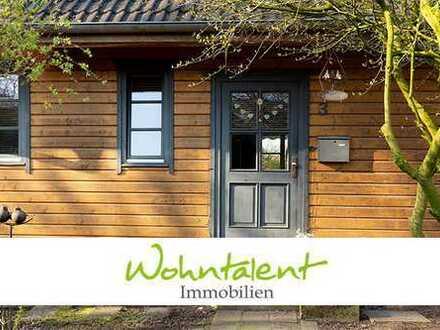Stadtleben ade, willkommen große Freiheit im Holzhaus