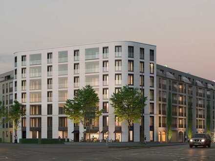 Wohnen, wo das Stadtteil-Herz schlägt: 4-Zimmer-Wohnung mit Balkon in zentraler Lage