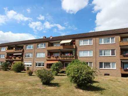Helle 3-Zimmer-Wohnung mit Balkon in Dannenberg/Elbe