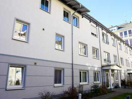 Schöne, ruhige drei Zimmer Wohnung in München direkt an der U-Bahn Brudermühlstrasse